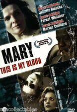 DVD - MARY - THIS IS MY BLOOD - NEW / ORIGINAL PACKAGE