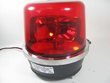 North American Signal Co. Red Revolving Light 112HR-24R Series