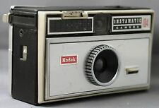 KODAK INSTAMATIC 104 Vintage 126 Film Camera  Made in USA AS IS