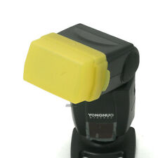 Yellow Flash Diffuser For Nikon SB600 YONGNUO YN460 465