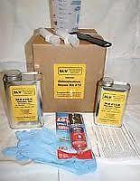American Motorhome RV 5Th Wheel Delamination Repair Kit for RV Siding