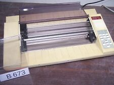 ADVANTEST R9833 PLOTTER GPIB *B673
