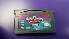 Gameboy Advance Power Rangers SPD 2005