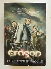 Christopher Paolini Eragon Das Vermächtnis der Drachenreiter Fantasy Roman