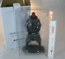 "Lot G STAR WARS 7 1/2"" Figurine DARTH MAUL FIGURE New in Box NEVER REMOVED 2015"