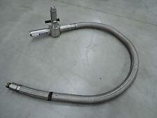 Nexans hochflexleitung azoto liquido typ25/65 3m criolite-tecnica vacuumschlauch