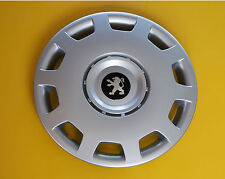 "PEUGEOT 107,206,306,309,Partner.....14"" WHEEL TRIMS, COVERS, HUB CAPS,Quantity 4"