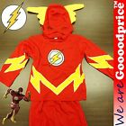 "Superhero ""The Flash"" Scarlet Speedster Party Costume Mask Halloween Christmas"