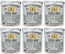 Powdered Eggs Dried Egg Mix for Scrambled Eggs Baking Camping 6 oz by Sonstegard