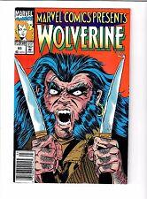 Marvel Comics Presents Wolverine #93 1991 Comic.#56907*7