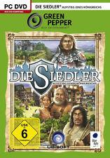 Die Siedler 6 VI : Aufstieg eines Königreichs - PC Game - *NEU*