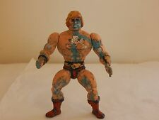 Vintage Custom MOTU He-man Faker Figure- Rare- One of a kind