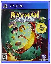 Rayman Legends (Sony PlayStation 4, 2014)