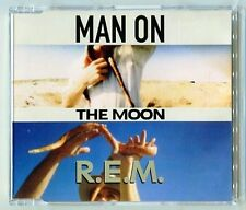 R.E.M. - Man On The Moon - Scarce 1992  Mint Cd Single - REM