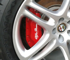 Alfa Romeo Brake Caliper Decals Stickers for 159 - Brera and Brera Spider