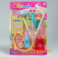Hello Kitty Kids Doctor Pretend Play Toy Role play set Sanrio
