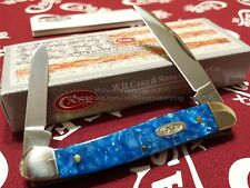 Case XX Mini Copperhead Knife Wharncliffe and Pen Blades Sparkle Kirinite Handle