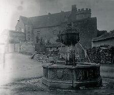 SAINT SATURNIN c. 1920 - Fontaine Château Puy de Dôme - DIV 3216