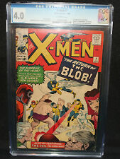 X-Men #7 - 2nd Appearance of the Blob - CGC Grade 4.0 - 1964