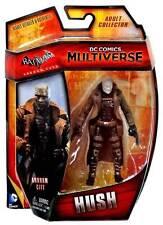 """Arkham City Hush DC Comics Multiverse 4"""" Batman Action Figure"""