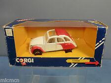 CORGI TOYS MODEL No.C346/1  CITROEN 2CV6   MIB