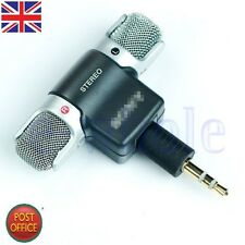 3.5 ECM-DS70P Electret Condenser Wireless Stereo Microphone for Sony WT