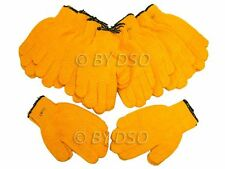 Trade Quality Criss Cross Gloves x 10 Pairs