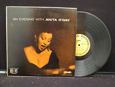 Anita O'Day - An Evening With Anita O'Day on Norgran Records MG N-1057