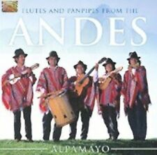 Flutes & Panpipes from the Andes, Alpamayo, New