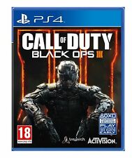 Call of Duty Black Ops III (3) (PS4) Excellent - 1st Class Delivery