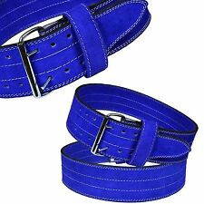 AD Genuine Leather Power Heavy Duty Weight Lifting Body building Belt S - 2XL