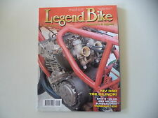 LEGEND BIKE 12/2002 BMW R 100 CS/ESO METISSE 500/MV AGUSTA 350/SUNBEAM MILITARY