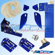 Traxxas Spartan upgrade hardware set blue