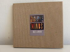 CD 3 titres SIMPLE MINDS She's a river 7243 8 92696 2 8