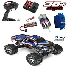 Traxxas 36054-1 1/10 Stampede RTR w/XL-5 ESC w/iD Blue Radio / Battery / Charger