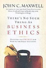 """There's No Such Thing As """"Business"""" Ethics: There's Only One Rule For Making Dec"""