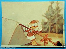lampo figurines picture cards figurine walt disney story 48 paperino donald duck