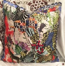 Designer Guild Christian Lacroix Glam Azonia Citrus cushion cover New 50x50cm