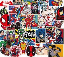 Superhero Stickers 20 pcs Mixed Stickerbomb Batman Suicide Squad Decal Phone