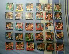 Staks fichas futbol imanes de la Liga 03/04