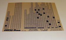 Microfich Ersatzteilkatalog Fiat Brava 1.4 - 1.6 Stand 06/1995