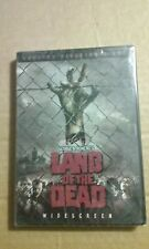 George A. Romero's Land of the Dead (DVD, 2005, Unrated Director's Cut Widescree