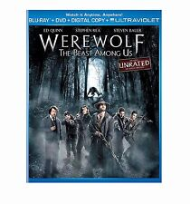 Werewolf: The Beast Among Us [Unrated Blu-ray + DVD + Digital]