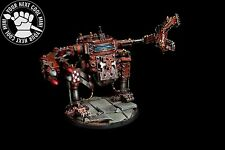 METAL MINI - Warhammer 40K Orks Killa Kans 1 PRO PAINT mini w decorated stand