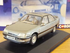 CORGI VANGUARDS VAUXHALL CARLTON MK2 2.0 CDX SMOKE GREY CAR MODEL VA14000 1:43