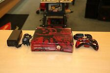 Microsoft Xbox 360 Slim 320GB Gears of War Console Pre-owned Free Shipping