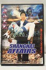 shanghai affairs ntsc import dvd English subtitle