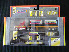 Matchbox Premiere Collection Kenworth Aerodyne RIGS series 1 Limited Edition NIB