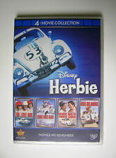 THE LOVE BUG Herbie Rides Again HERBIE GOES TO MONTE CARLO Herbie Goes Bananas