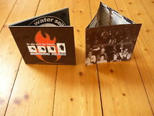 Burning testa-be one with the Flames DIGIPAK/Epitaph Records CD 1998